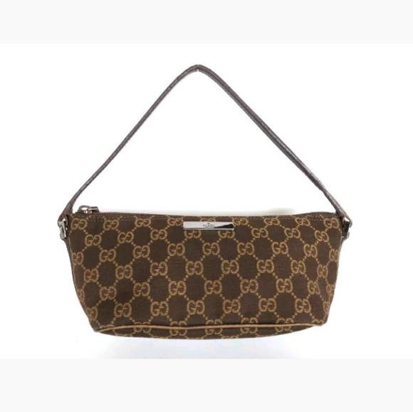 abca006f6a4 Gucci Handbags - Pre-ownedAuthentic GUCCI Original GG Small Handbag